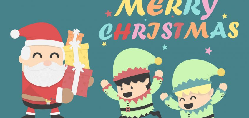 Merry Christmas from PSC Team!